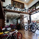 مغازه دوچرخه فروشی